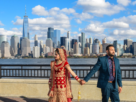 Gurpreet & Supinderjit Sikh Wedding Jersey City,NJ