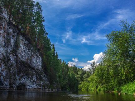 А вы знали про крутой маршрут вдоль реки УФИМКА?