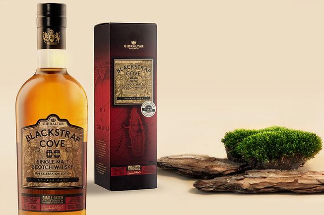 Blackstrap Cove - Whisky - Gibraltar Gin Distillery Tours - Gibraltar Distillery Co