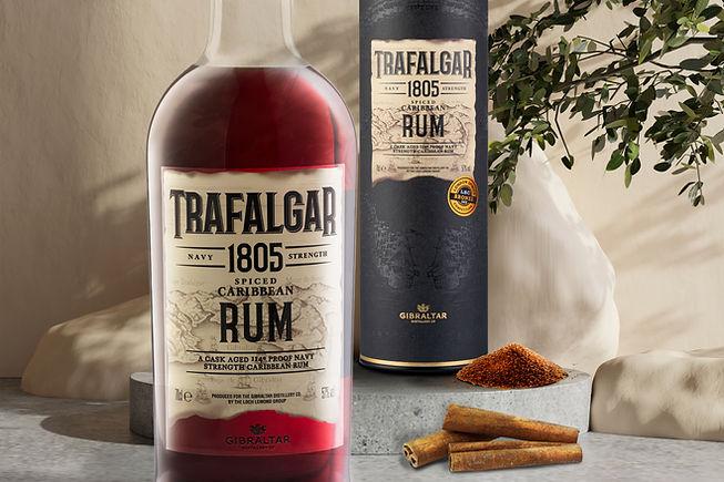 Trafalgar Rum- Gibraltar Gin Distillery Tours - Gibraltar Distillery Co