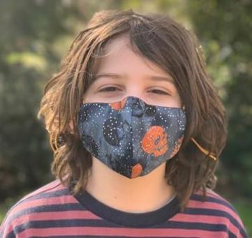 Why is Stephanie Belle Botanical making masks?