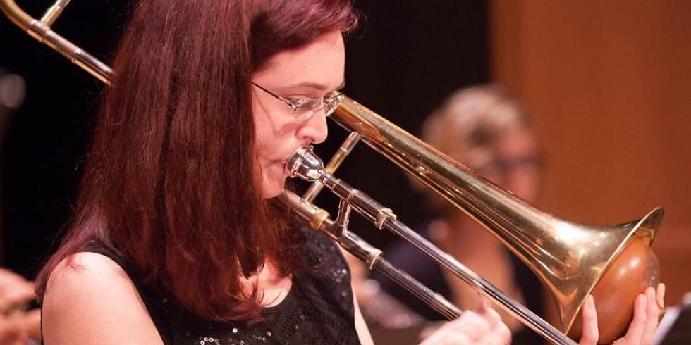Shannon Gunn Sextet (8:30PM) Sponsored by the Mid-Atlantic Jazz Festival