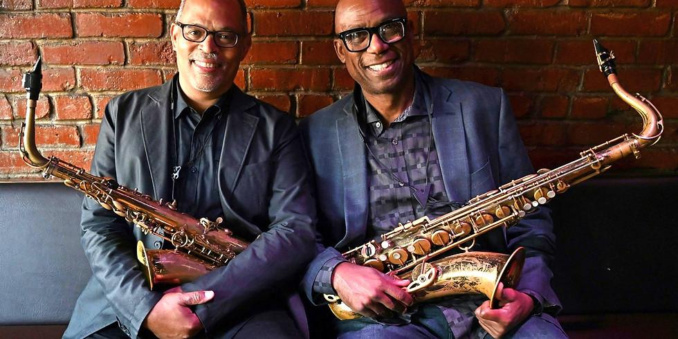 Carr Keys (Paul Carr and Marshall Keys) (8:30PM) Sponsored by the Mid Atlantic Jazz Festival