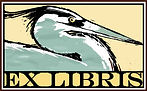 Ex Libris designed by James M. Needham