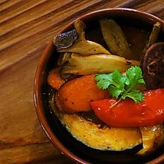 こだわり野菜カレー(ナンorライス付き)