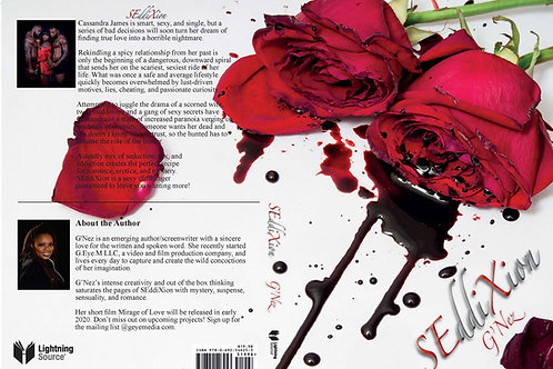 SEddiXion - A Novel By G'Nez- Paperback