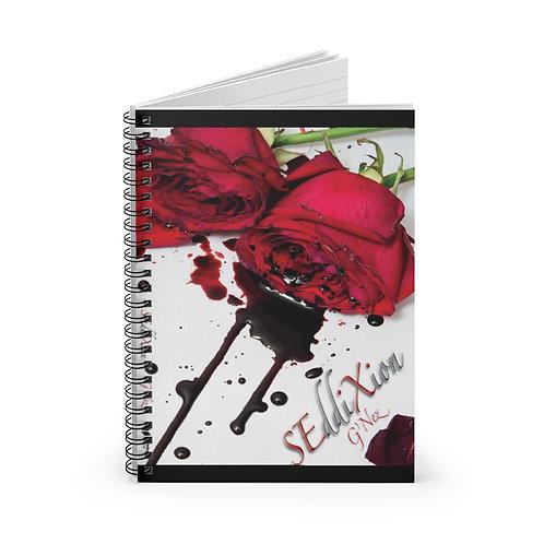 SEddiXion Spiral Notebook - Ruled Line