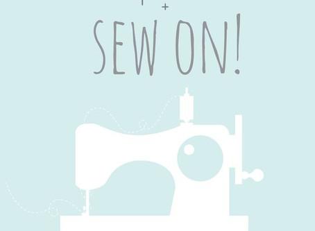 Quero uma maquina de costura! E agora?