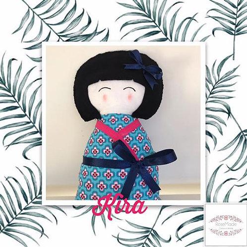 Boneca Japonesa Kira