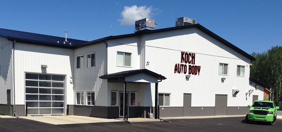 Koch Auto Body Shop