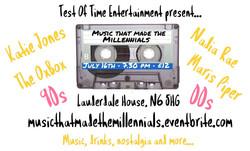 MUSIC THAT MADE THE MILLENNIALS