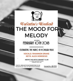 IN THE MOOD FOR A MELODY