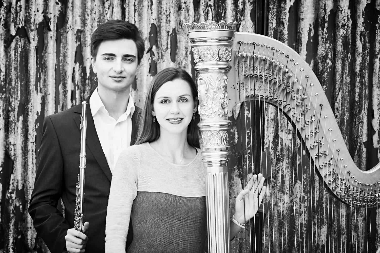 Flute | Harp Duo