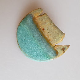CALM Brooch