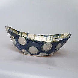 BLUE MOON Snack Bowl