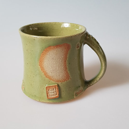 Elephant Stoneware Mug