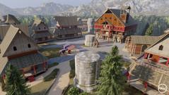 Nordic Village - Splash 2