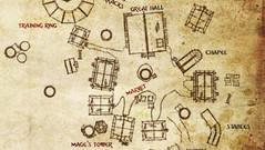 Nordic Village - Hand Map