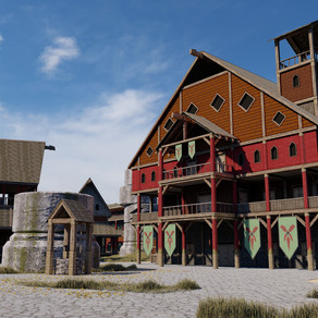 Nordic Village Maps are here!