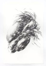 "Virgil No. 37, 2015, Graphite on paper, 51"" x 32"""