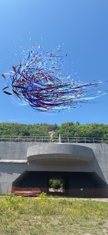 Photo by Neil Rasmus/BFA.com courtesy of Art Production Fund, Fort Tilden: Battery Harris East