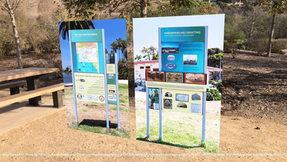 Gala Porres-Kim, Supplement to Ballona Discovery Park Informative Signs
