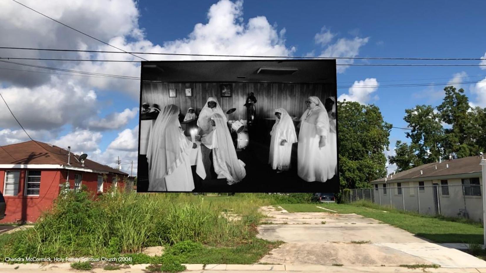 Chandra McCormick, Holy Family Spiritual Church