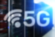 5G Fast Wireless internet connection Com