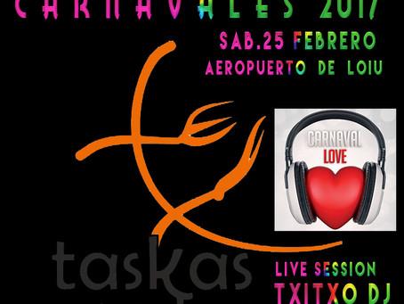 "CARNAVALES 2017 "" ASADOR TASKAS ""  LOIU by TXITXO DJ ( PINCHAR EN LA IMAGEN PARA ESCUCHAR"