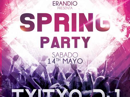 SPRING PARTY - PUB KIRRU ERRANDO