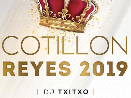 SESION EN DIRECTO COTILLON DE REYES 2019 - BERMEO by TXITXO DJ