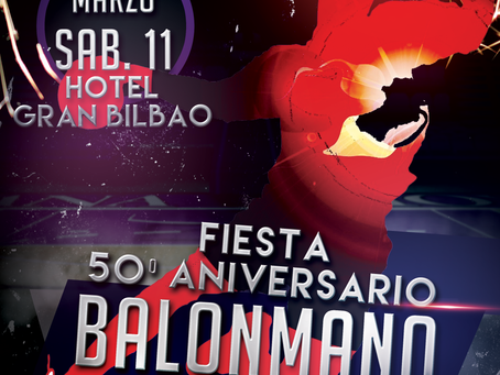 SESION EN DIRECTO 50 ANIV. BALONMANO SAN ADRIAN BILBAO by TxiTxo Dj ( www.maskemusika.biz )