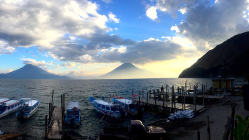 LAKE ATITLAN | Guatemala