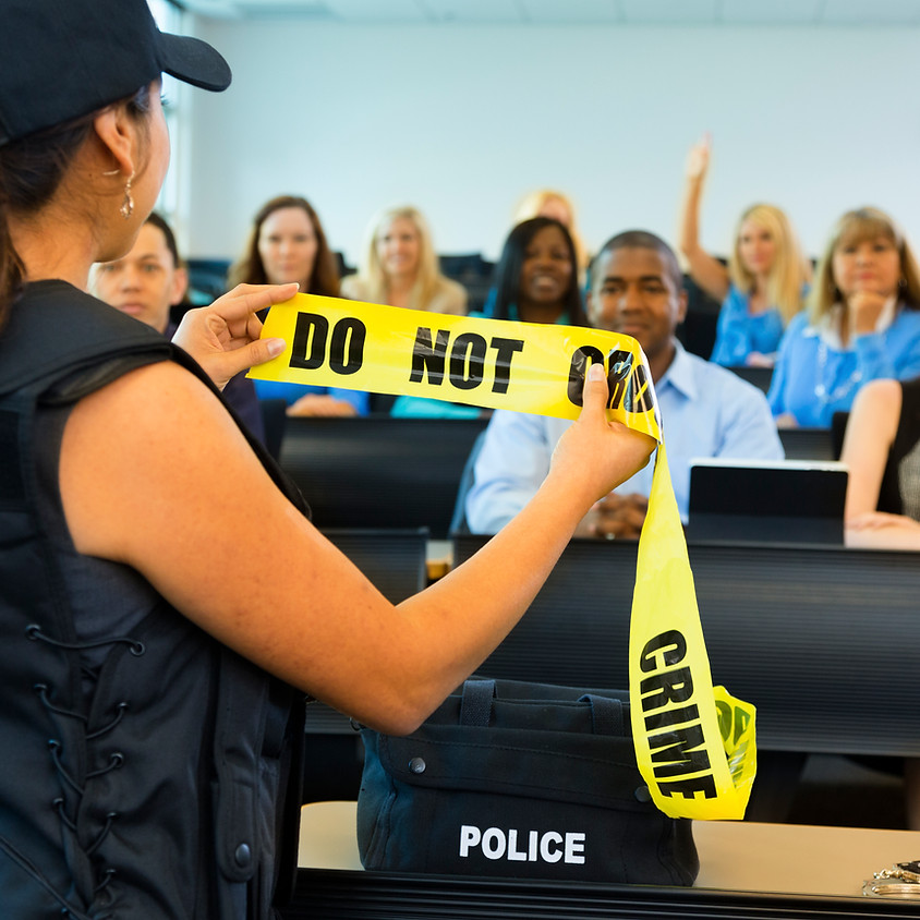 Crime Stoppers Training