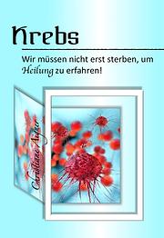 Krebs - Wir müssen nicht erst sterben, um Heilung zu erfahren. Mein Buch berichtet über die Hypnosetherapie bei schweren Erkrankungen, und warum die Hypnose helfen kann, zu einer guten Lebensqualität zurückzufinden