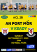 Port Mór set for Keady battle