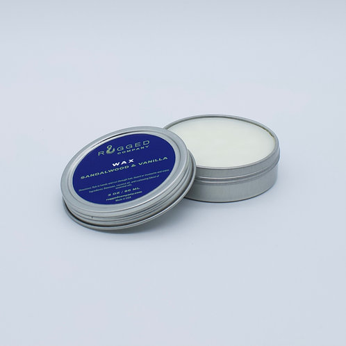 Hair/ Beard Wax/Balm-2oz