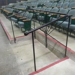 iron ten theater railing