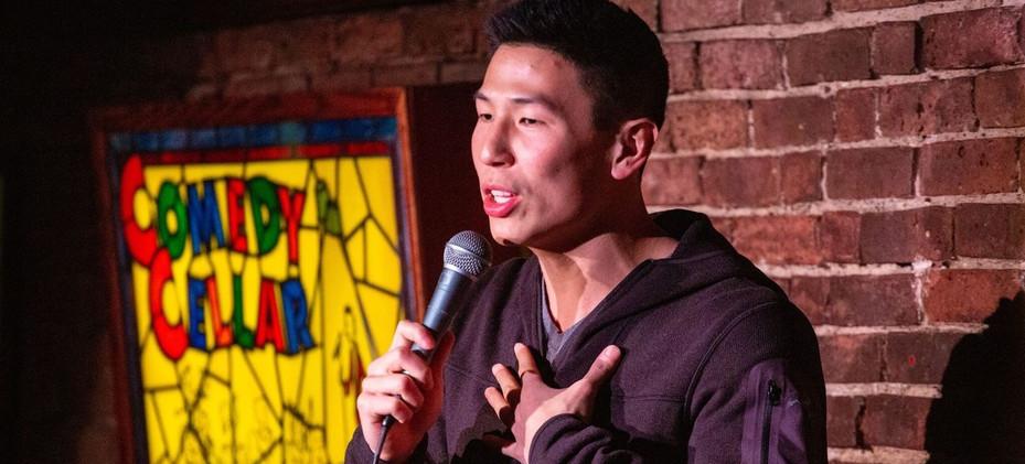 Comedy Cellar NY