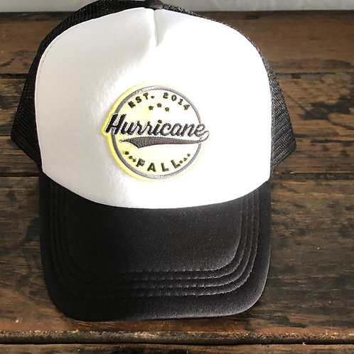HF Trucker With Yellow Patch