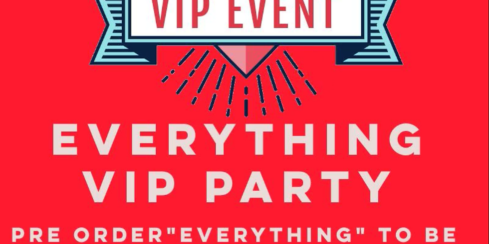 """Hurricane Fall - """"Everything"""" - VIP Party"""