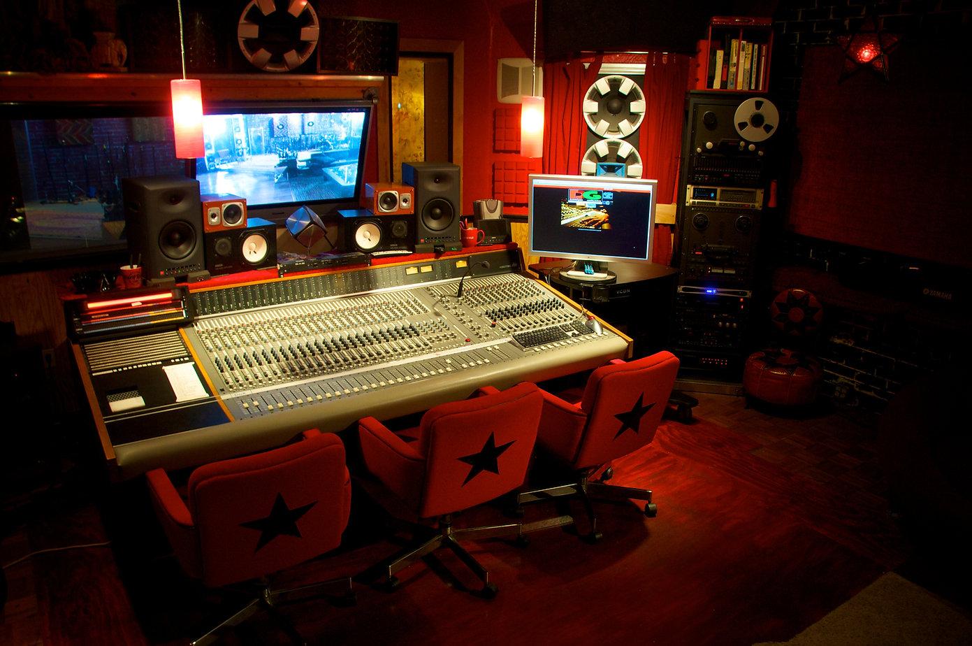 Colorado recording studio