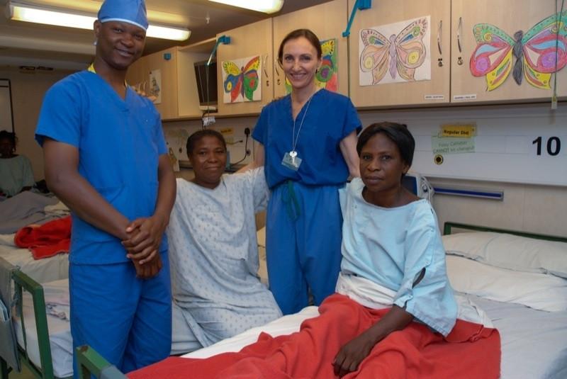 KAMERUN: 450 Gynäkologische Operationen