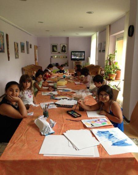 DEUTSCHLAND: Sommerfreizeit für Mütter & ihre Kinder