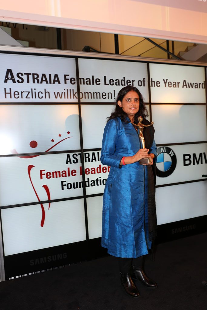 ASTRAIA Foundation - ASTRAIA Female Leadership Award