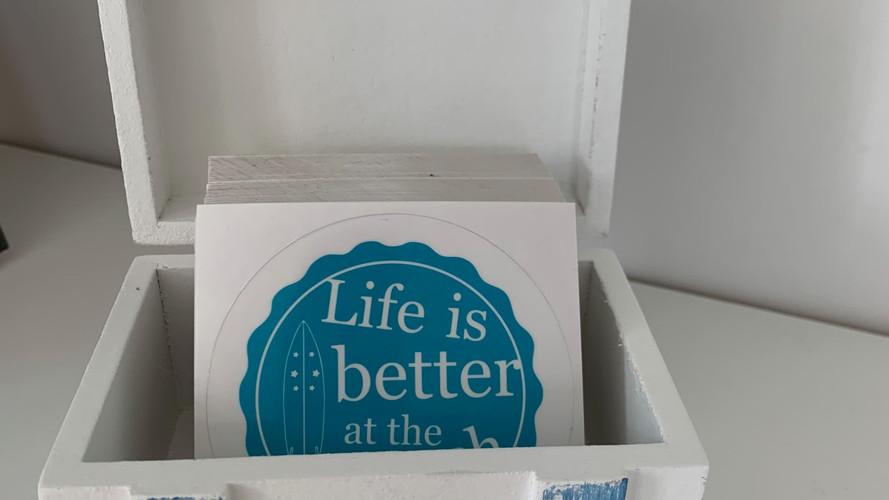 Life is better at the Beach - CK Crew Villa Senator
