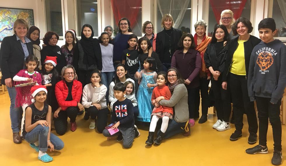 DEUTSCHLAND: Bildung für Flüchtlingsfrauen und ihre Kinder