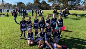 Under 8 Girls Team
