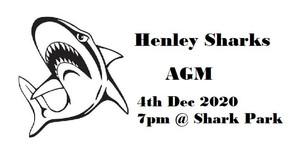 Henley Sharks AGM
