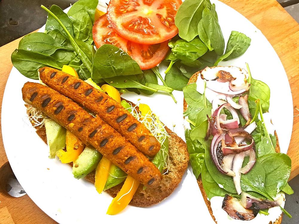 Healthy Merguez Vegan